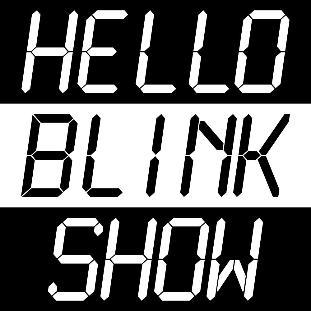 Hello Blink Show logo